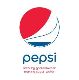 Packaged sugar water, by Rahul Chacko
