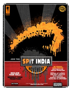 The Great Brainded India Poster Series