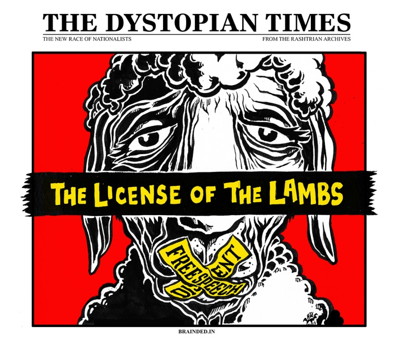 The Licence of the Lambs