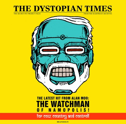 The Watchman of Namopolis