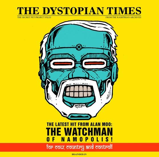The Watchman of Namopolis
