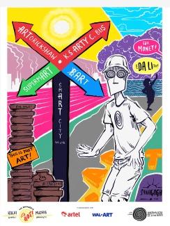 Da Jinsy! Da Linsy! Da Vinci! The Kochi-Muziris Biennale puts the 'art' in Smart City!