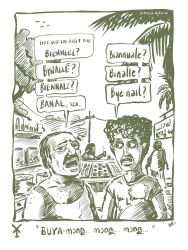 Did you visit the Bienniole?