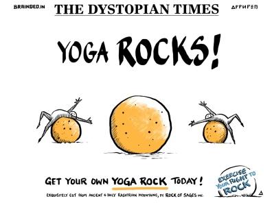 Rock of sages!