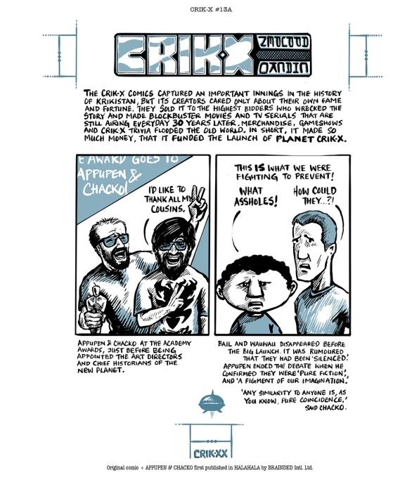 Crik-X E61